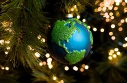 So feiert die Welt Weihnachten.