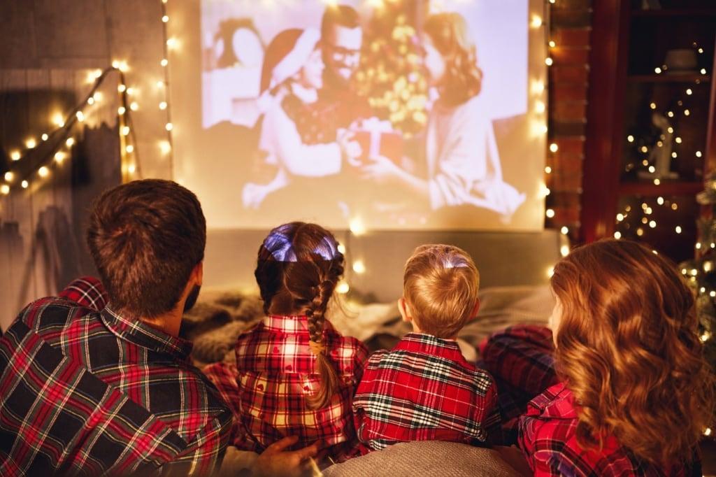 Weihnachtsfilme dürfen zur Weihnachtszeit nicht fehlen!