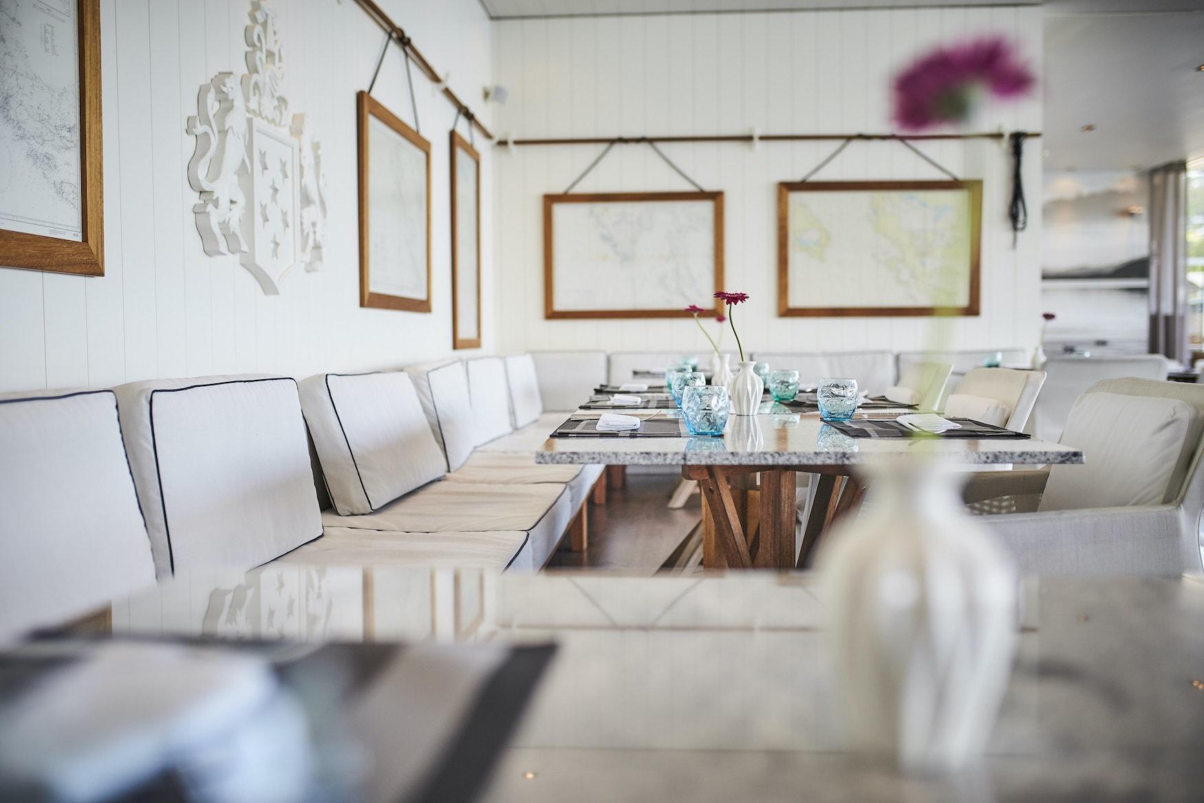 Restaurant Seespitz im Falkensteiner Schlosshotel