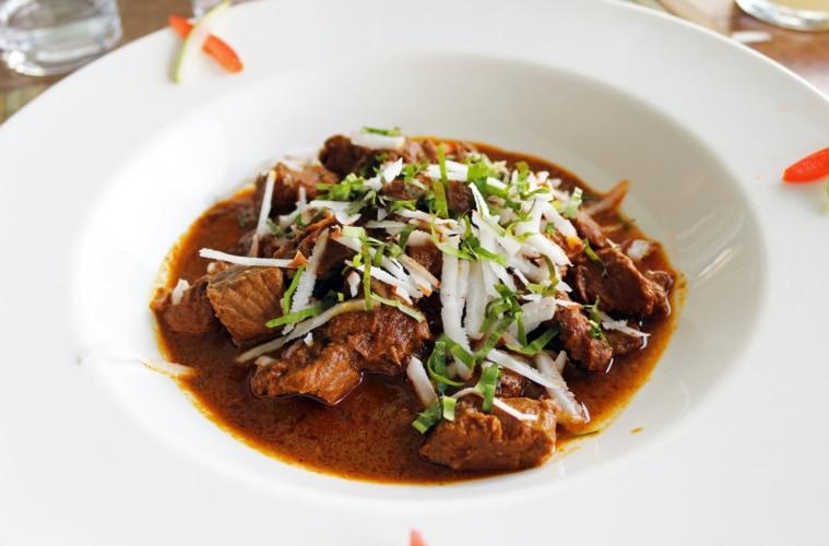 Goat Curry - Eine typische Spezialität aus Tobago