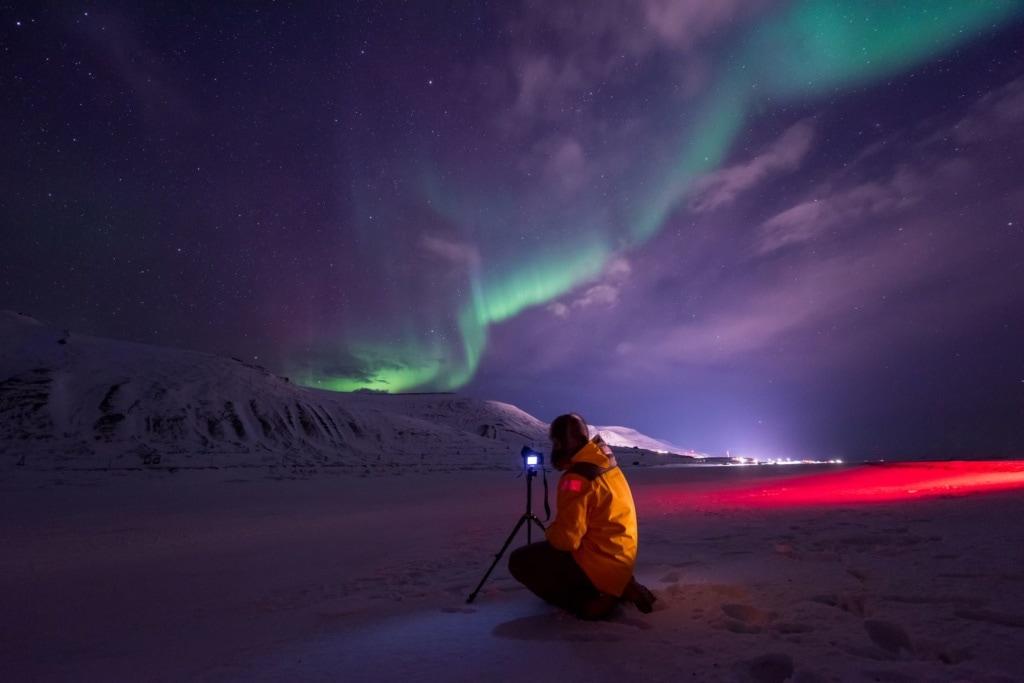 Aurora-Boralis-Fotograf