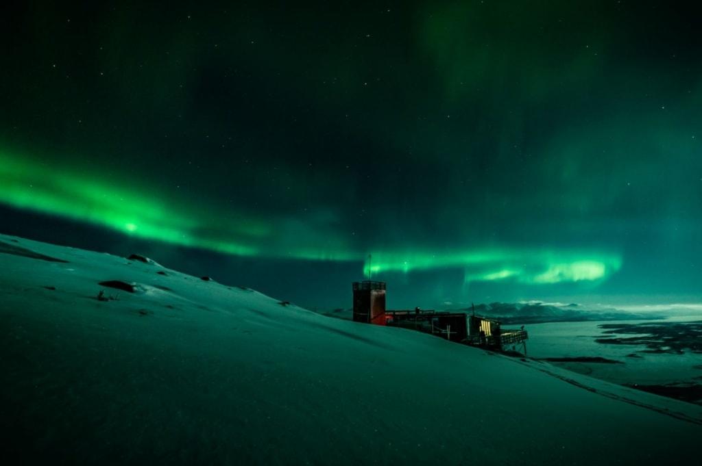 Nordlichter in Schweden: Aurora Sky Station