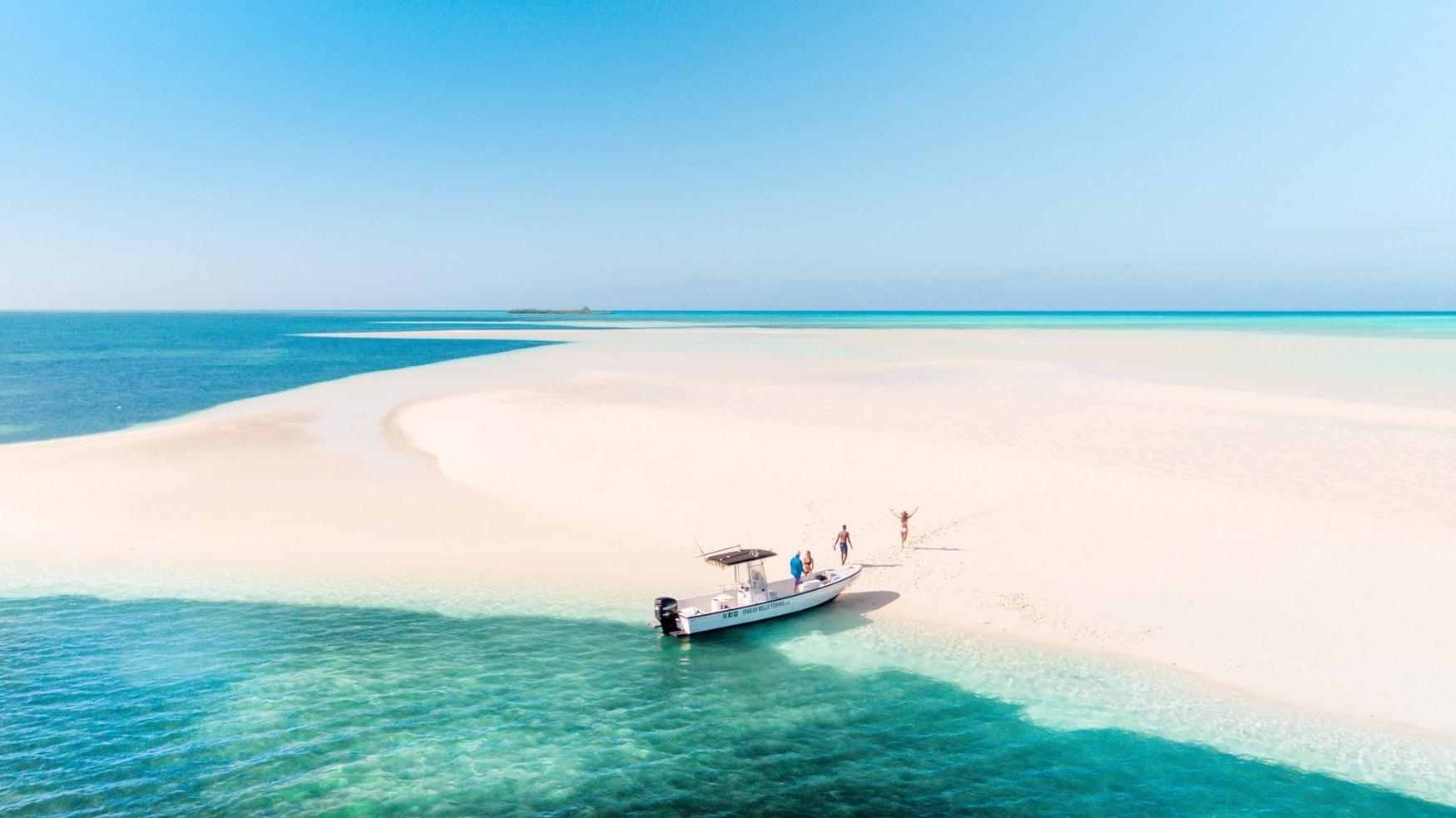Inselhüpfen auf den Bahamas