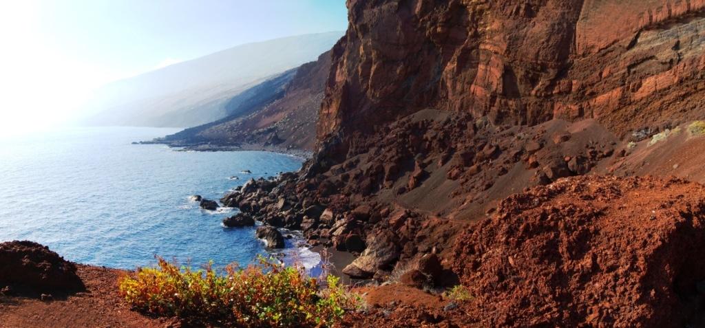 Bucht von Tacoron auf El Hierro