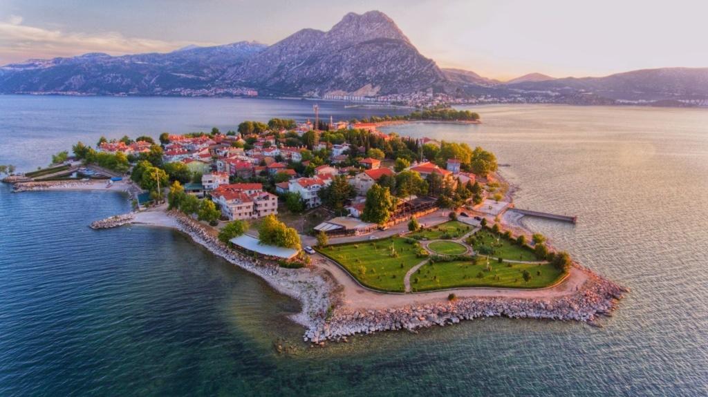 Egirdir-See in der Türkei