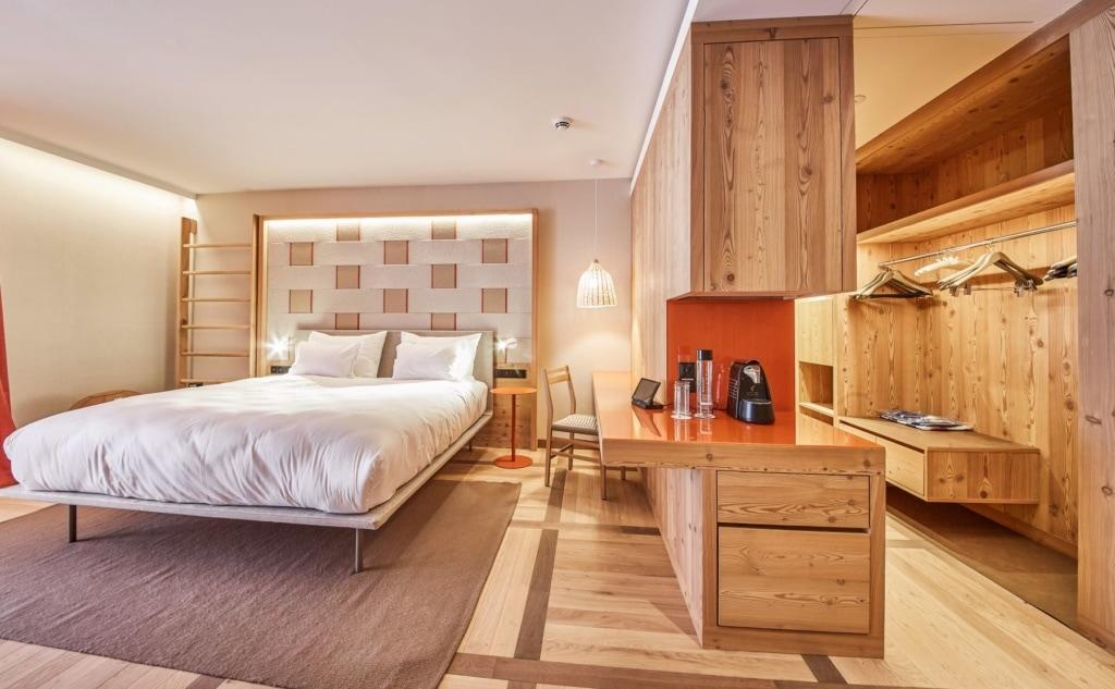 Zimmer im Falkensteiner Hotel Kronplatz