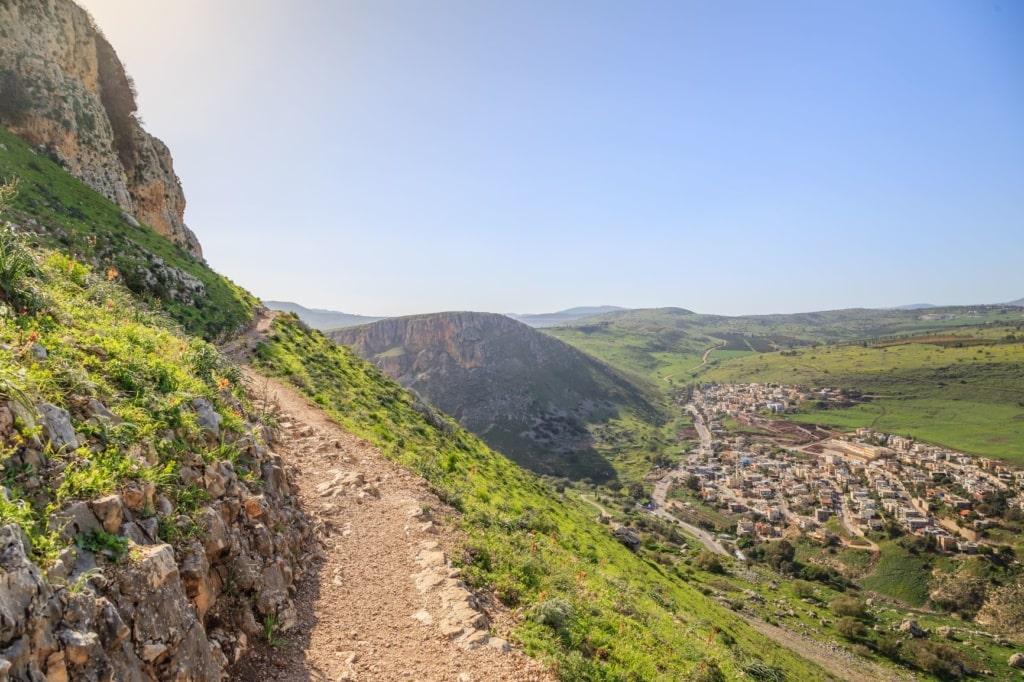 Jesusweg in Israel