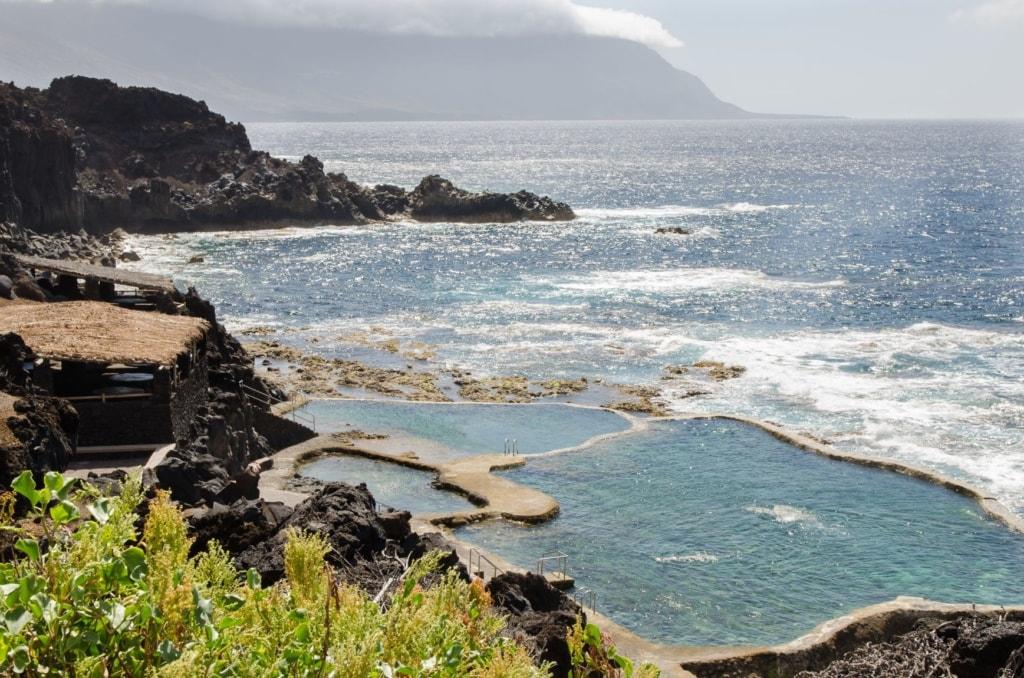 Naturpool Las Macetas auf El Hierro