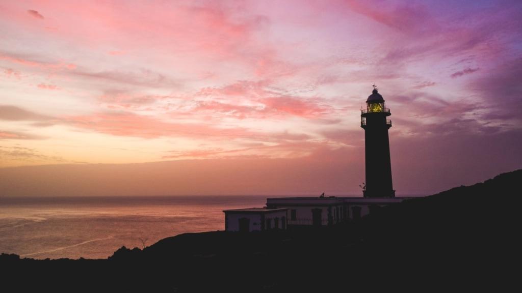Leuchtturm El Faro de Orchilla