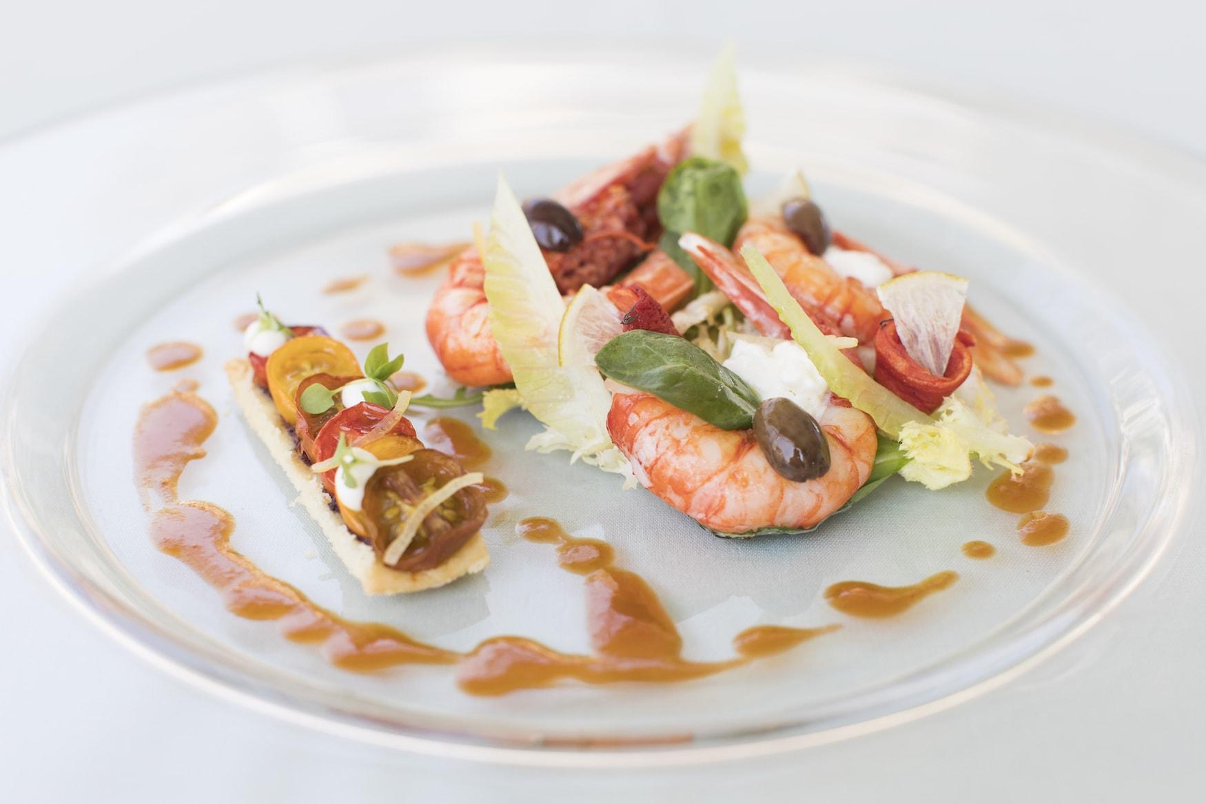 Mediterrane Küche im Le Sireneuse