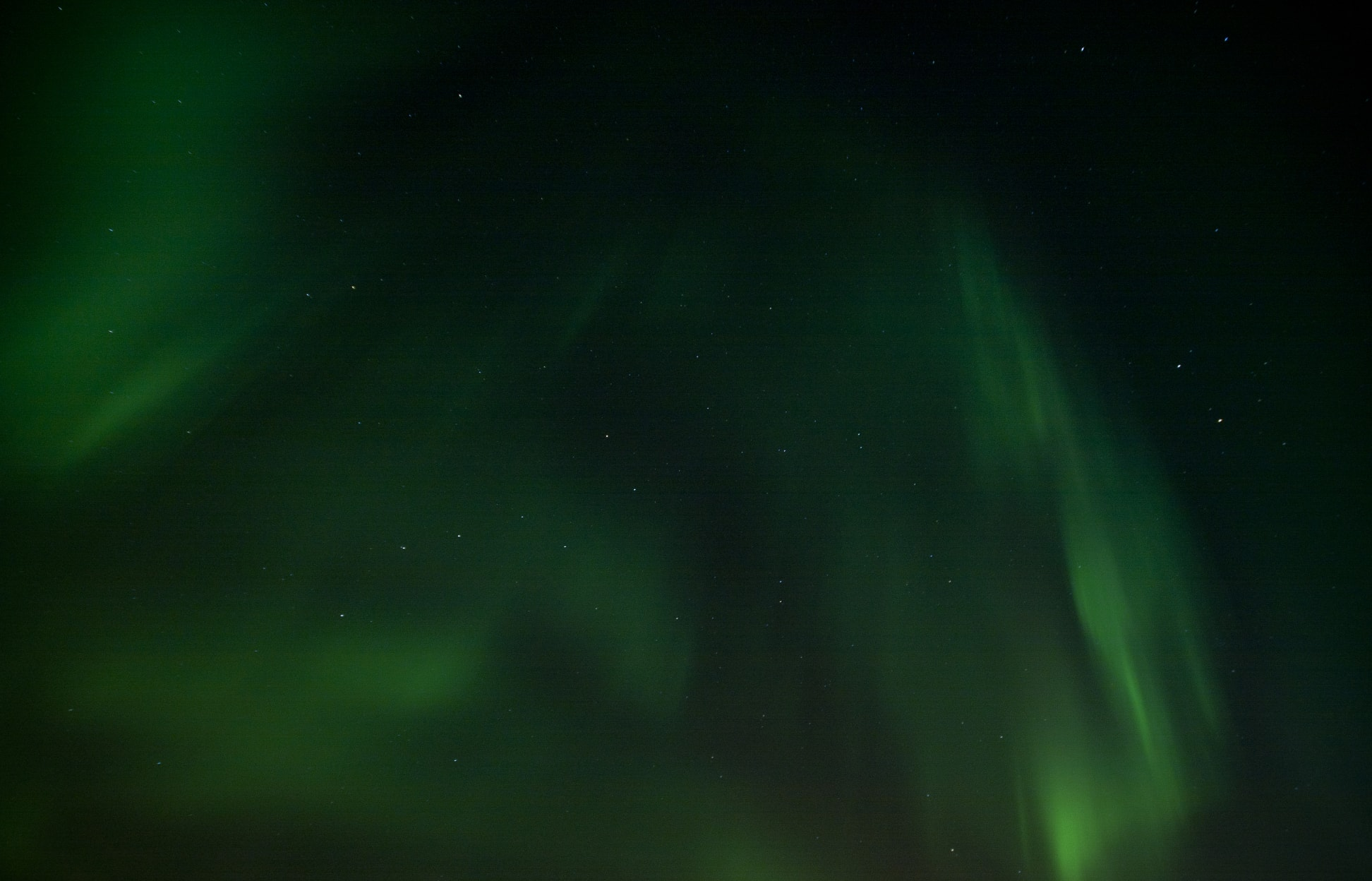 Nordlichter Nordschweden