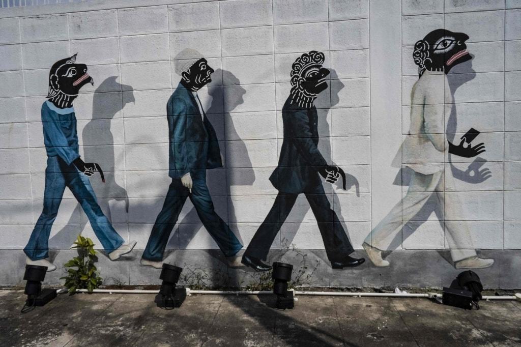 Thailand lockt Kunstliebhaber mit bunter Streetart.