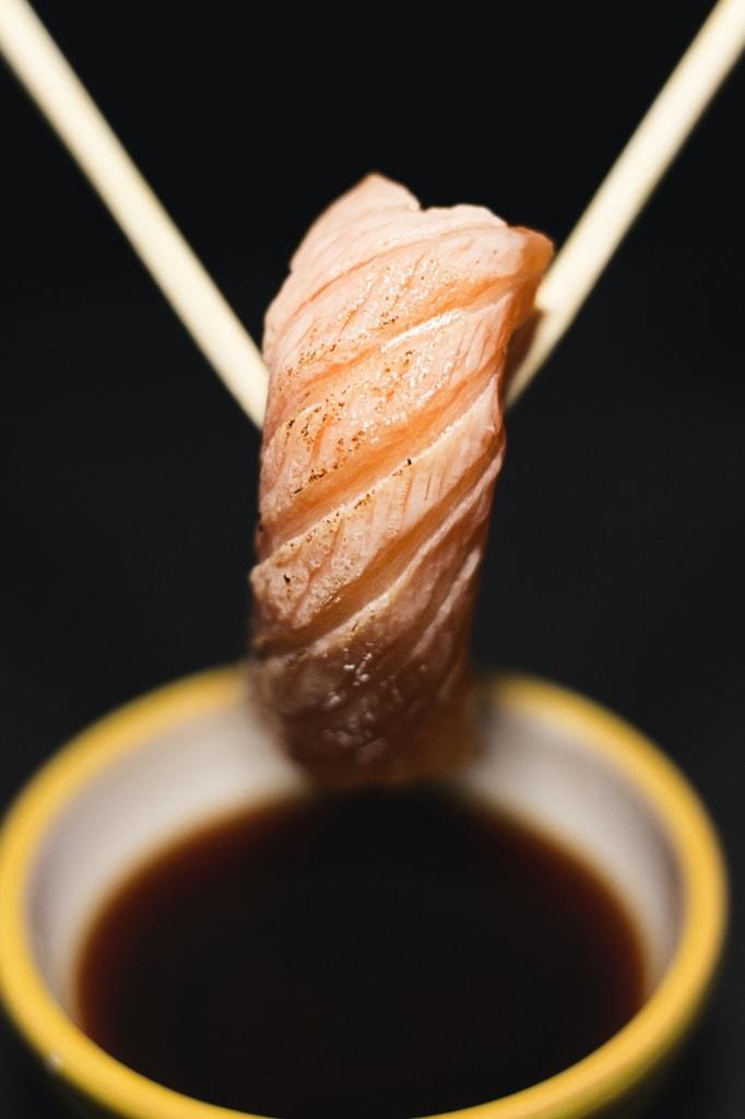 Kulinarik aus Japan schmeckt nicht nur köstlich - sie sieht auch schön aus.