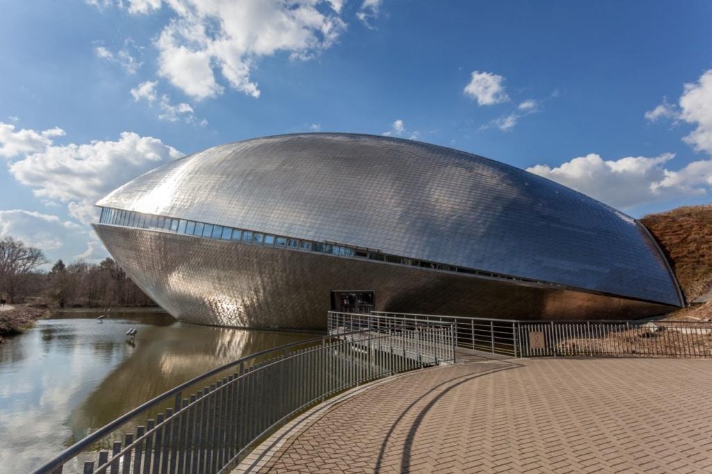Architektur: Universum in Bremen