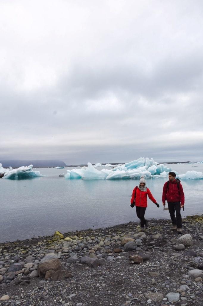 Vatnajökull Nationalpark Island