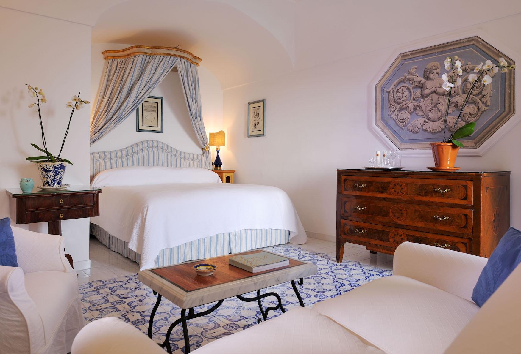 Zimmer im Le Sireneuse Positano