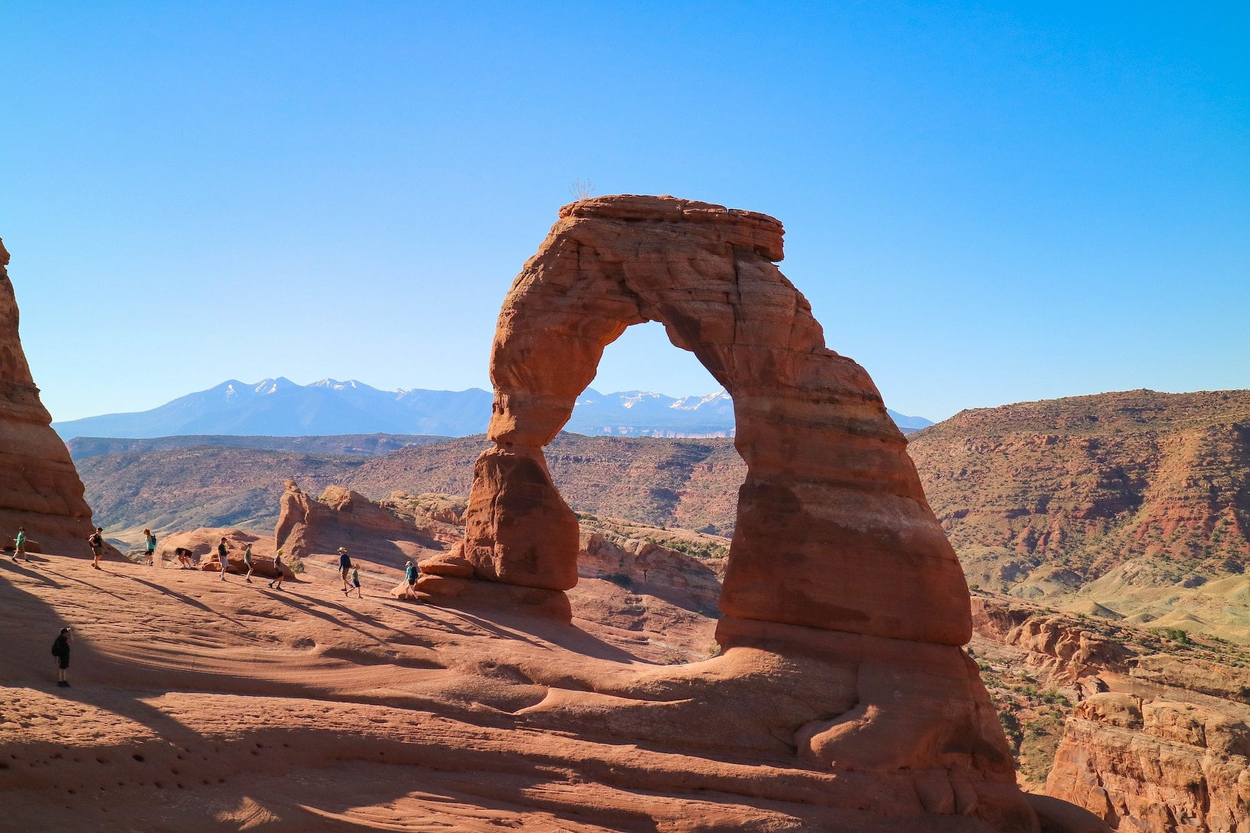 Delicate Arch in Utah, USA