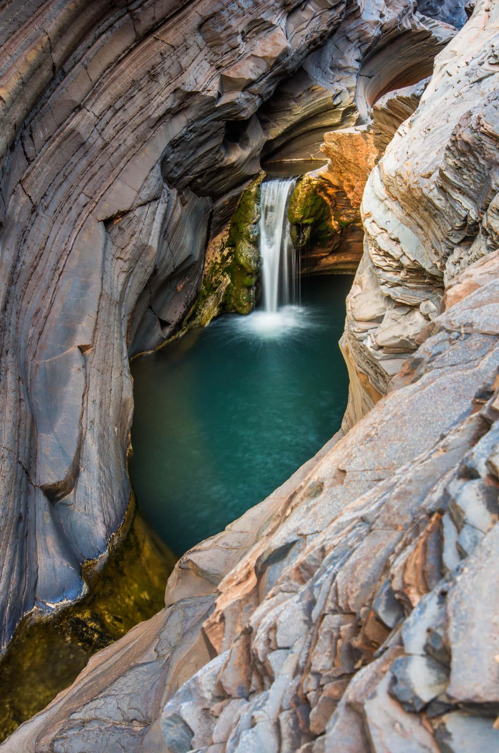 Schlucht im Karijini Nationalpark in Westaustralien