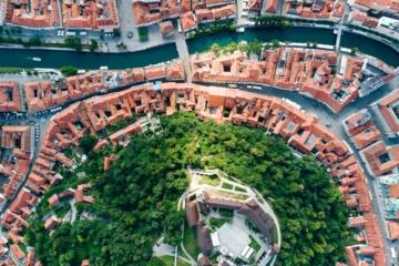 Nachhaltige Städte in Europa
