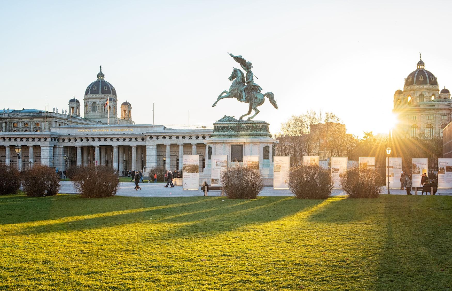 Nachhaltige Städte in Europa: Wien