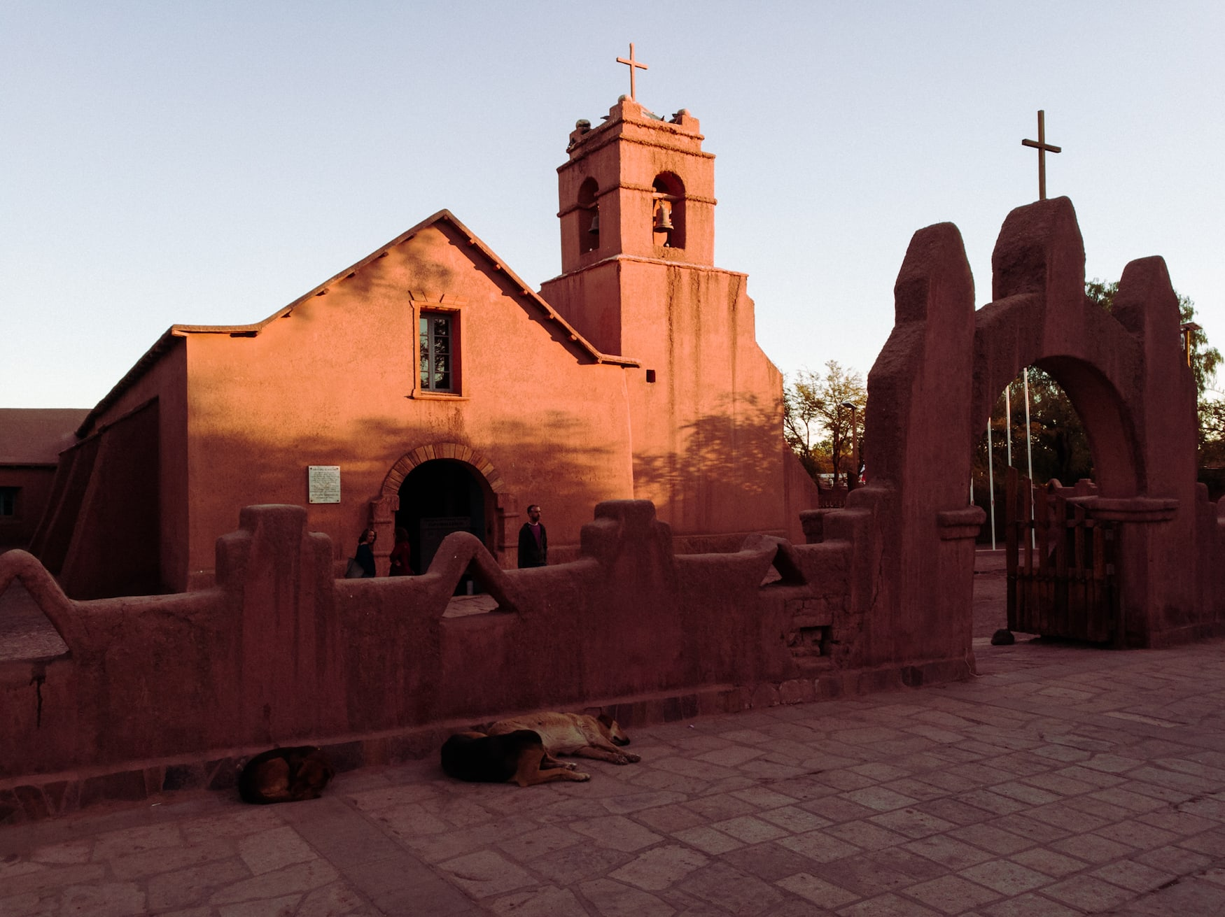 Dorfkirche von San Pedro de Atacama