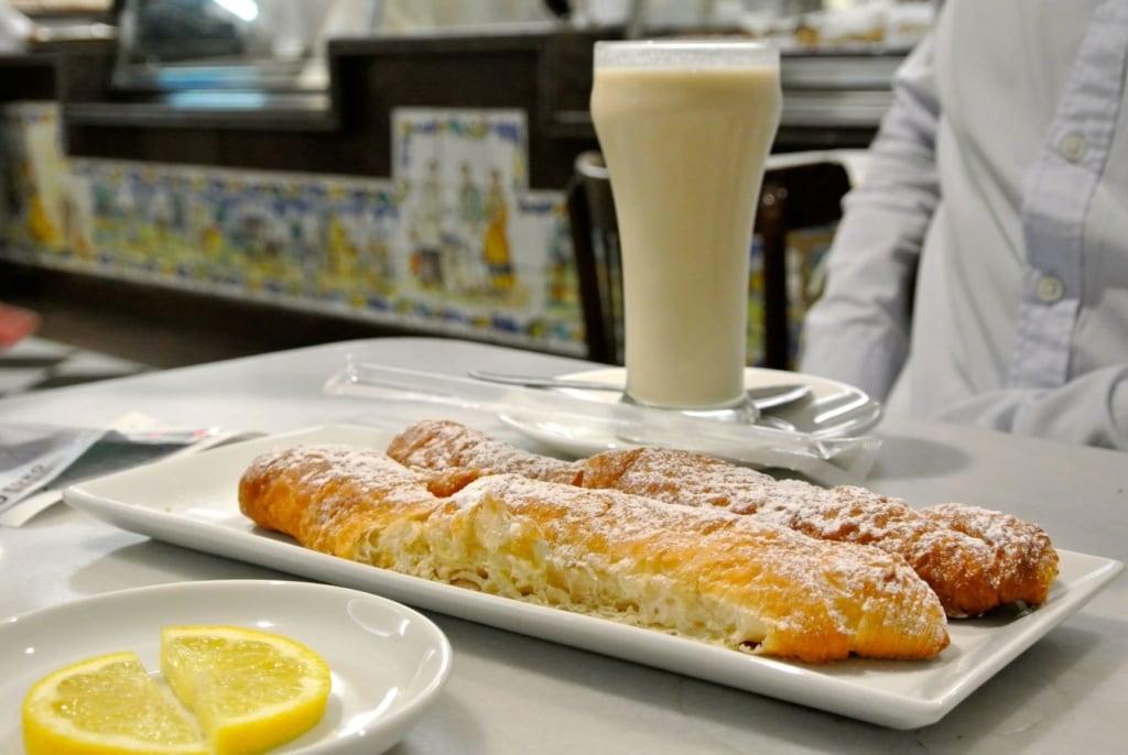 Erdmandel-Getränk in Valencia