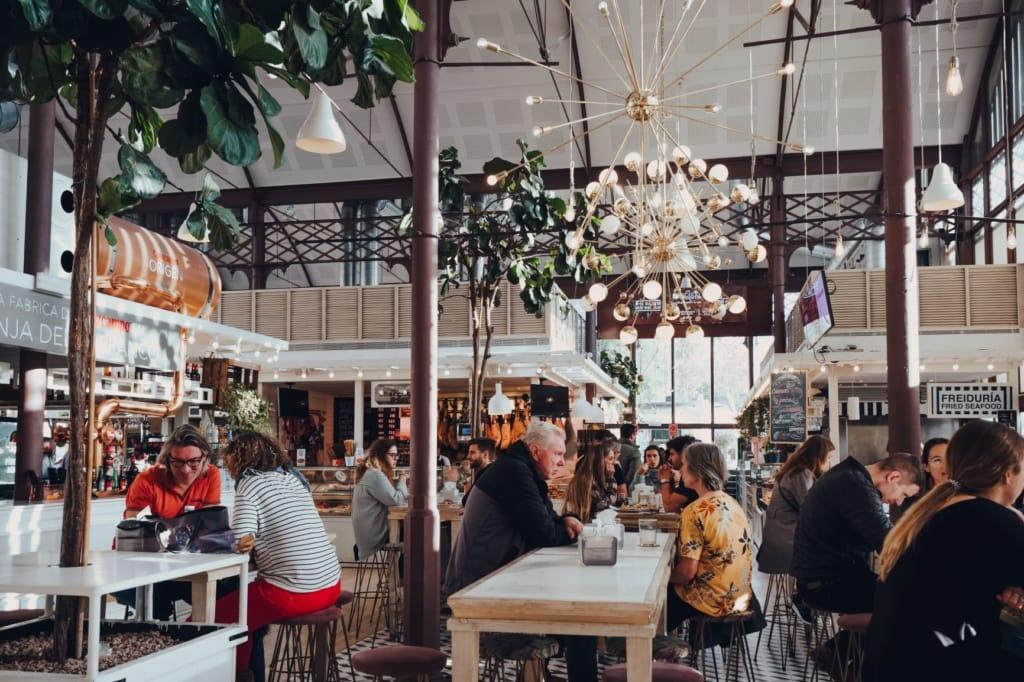 Markthallen in Spanien: Lonja del Barranco in Sevilla