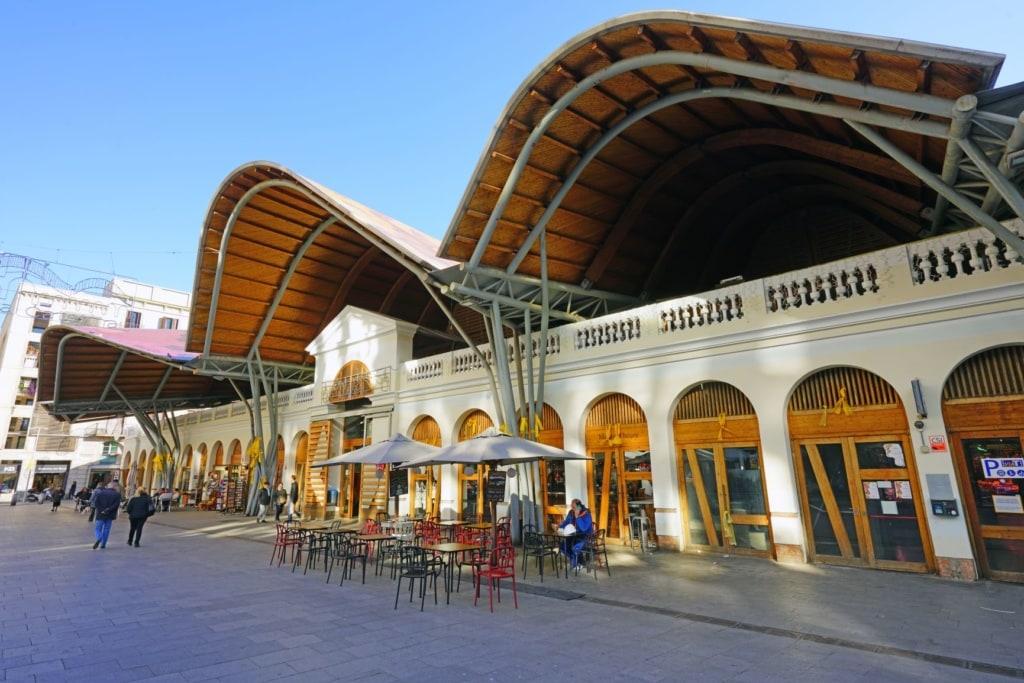 Markthallen in Spanien: Mercat Santa Caterina, Barcelona