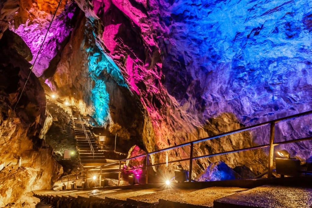 Nippara Höhle in Japan