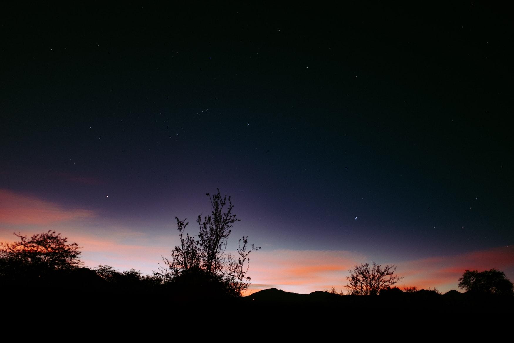 Sternenhimmel in Atacama