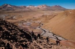 Wandern in der Atacama