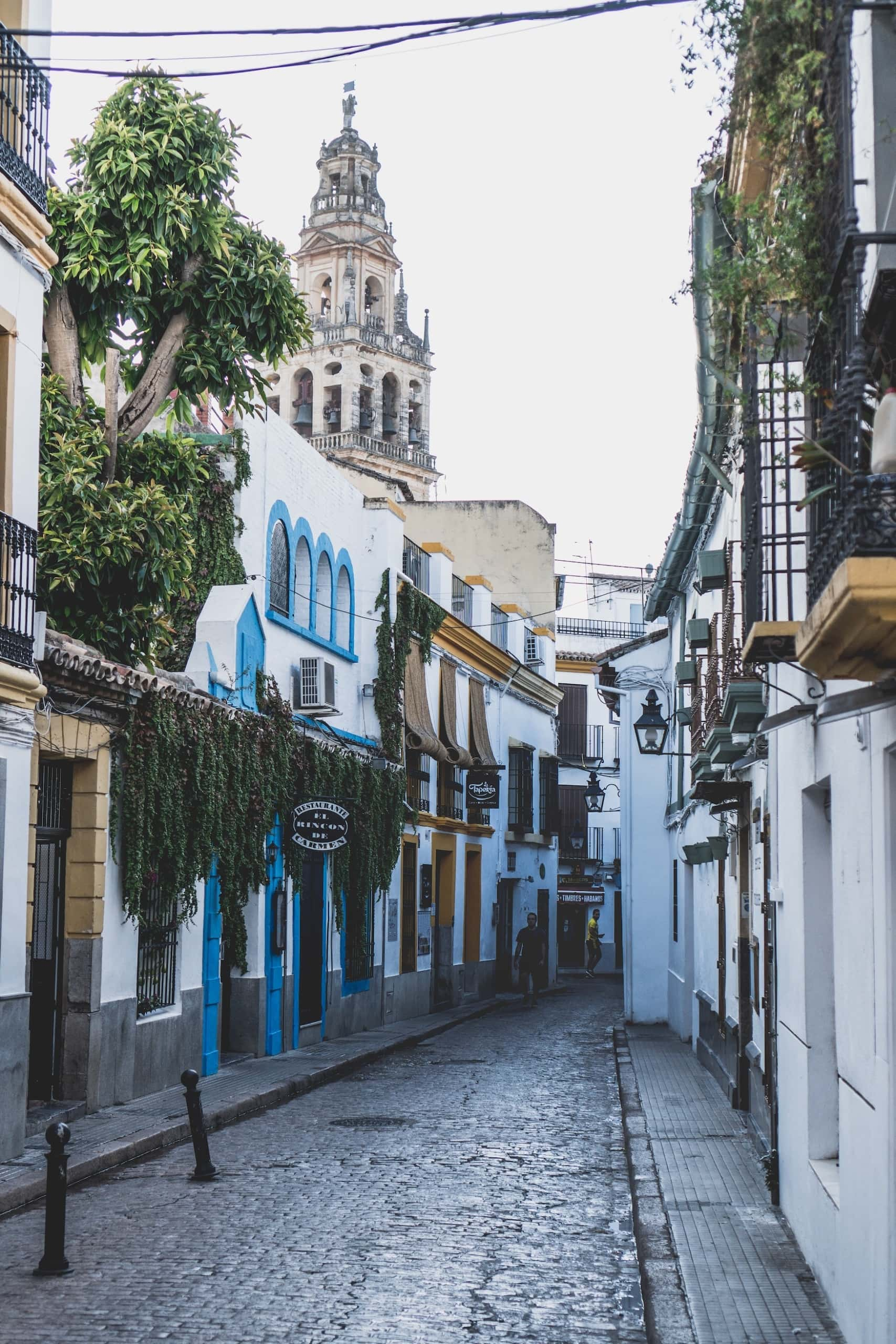 Stadtzentrum in Cordoba, Spanien