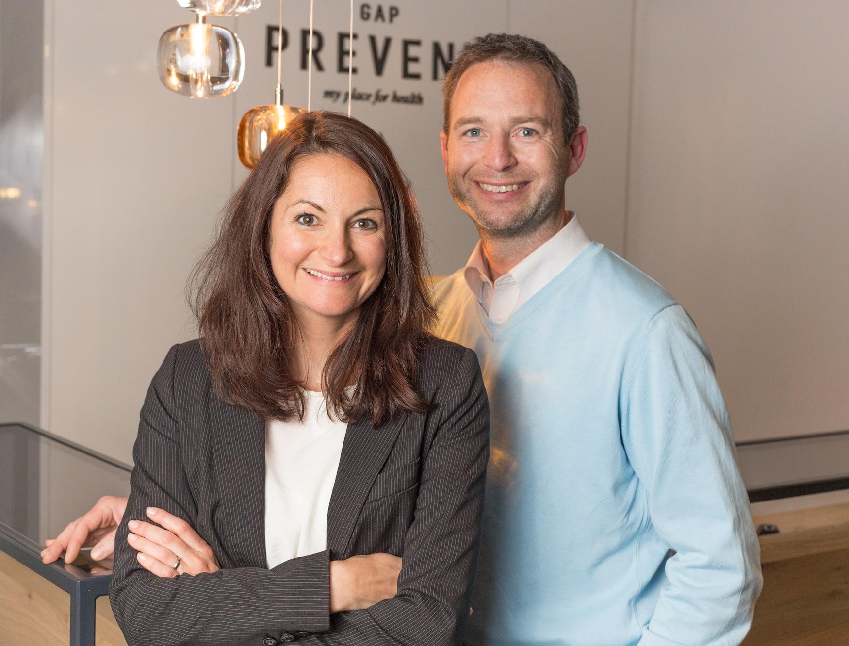 Dr. Sylvia und Dr. med. Vincens Weingart, Inhaber des Grasecks