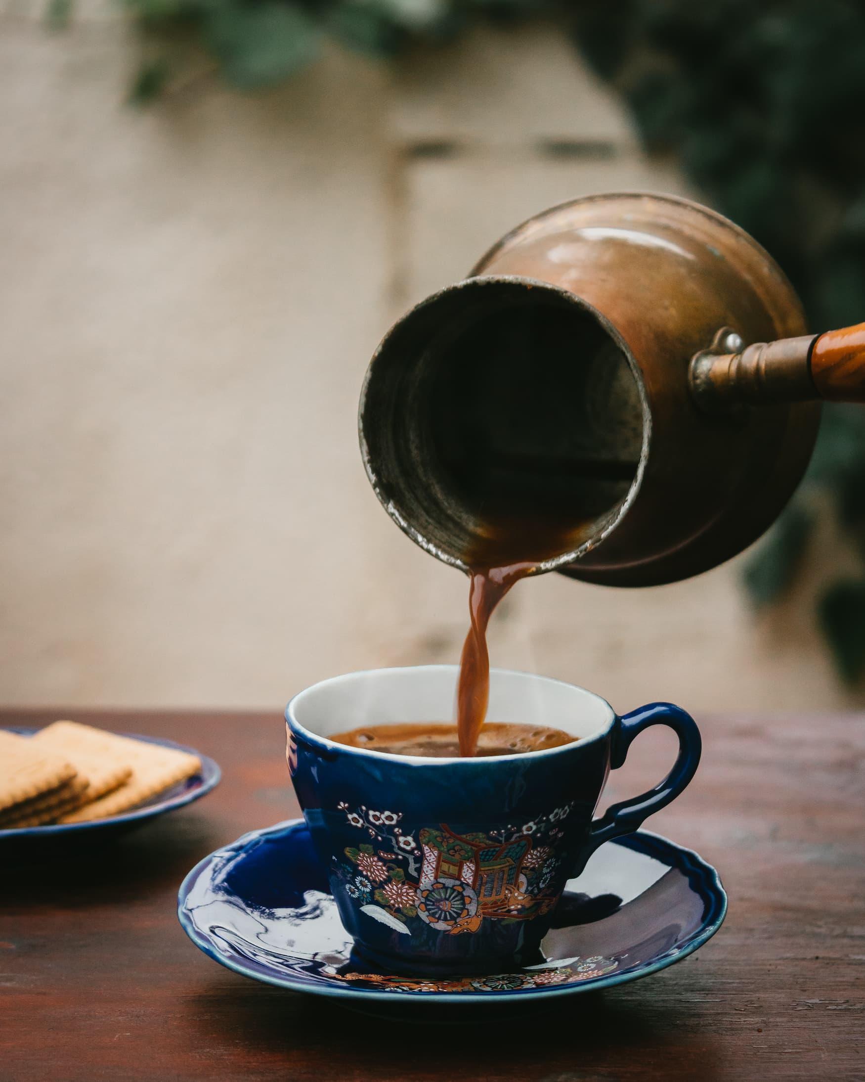 Unsere Reisetipps für Zypern: Unbedingt einen typischen Kaffee dort probieren