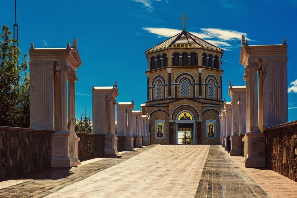 Kykko-Kloster auf Zypern