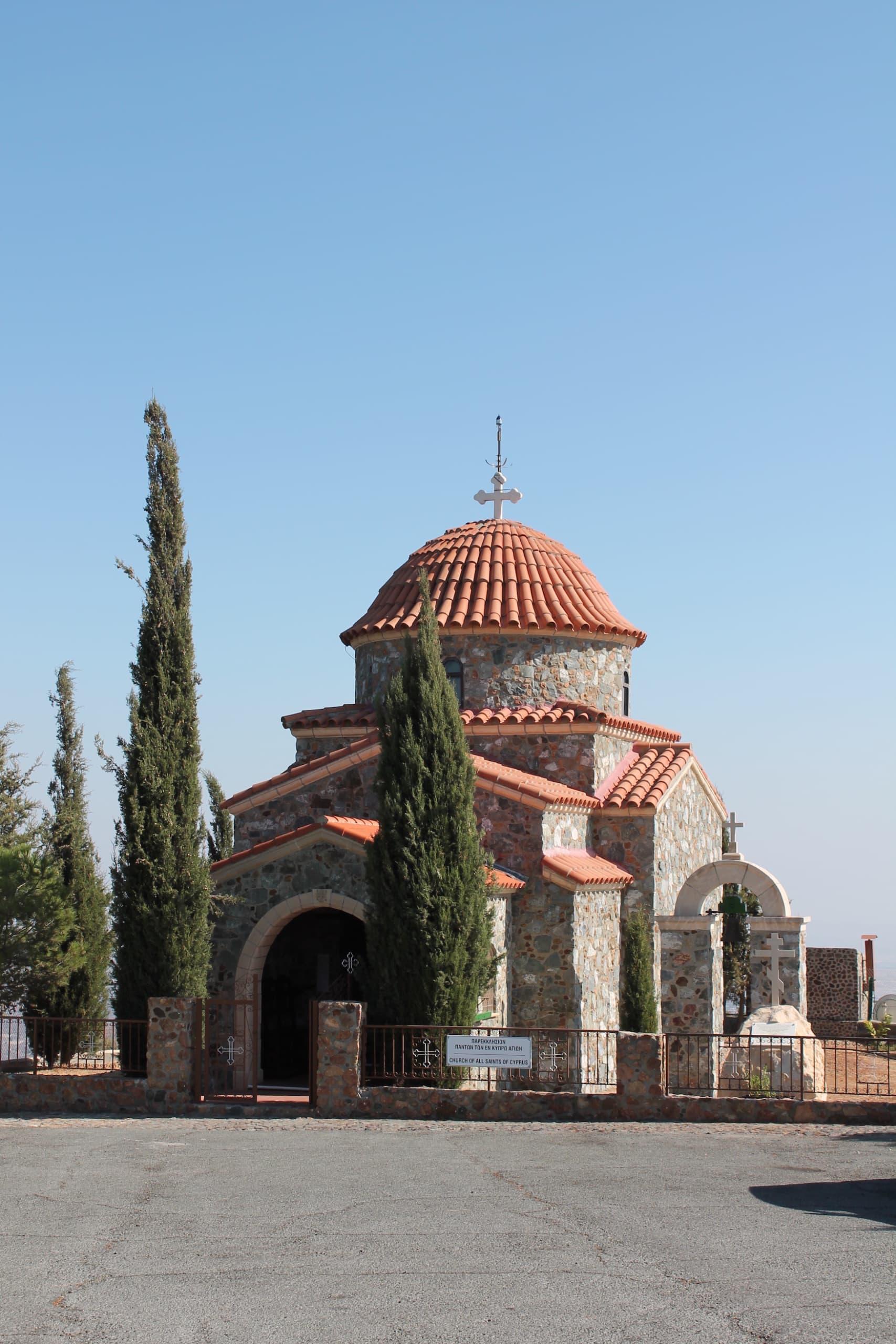 Stavrovouni-Kloster in Zypern