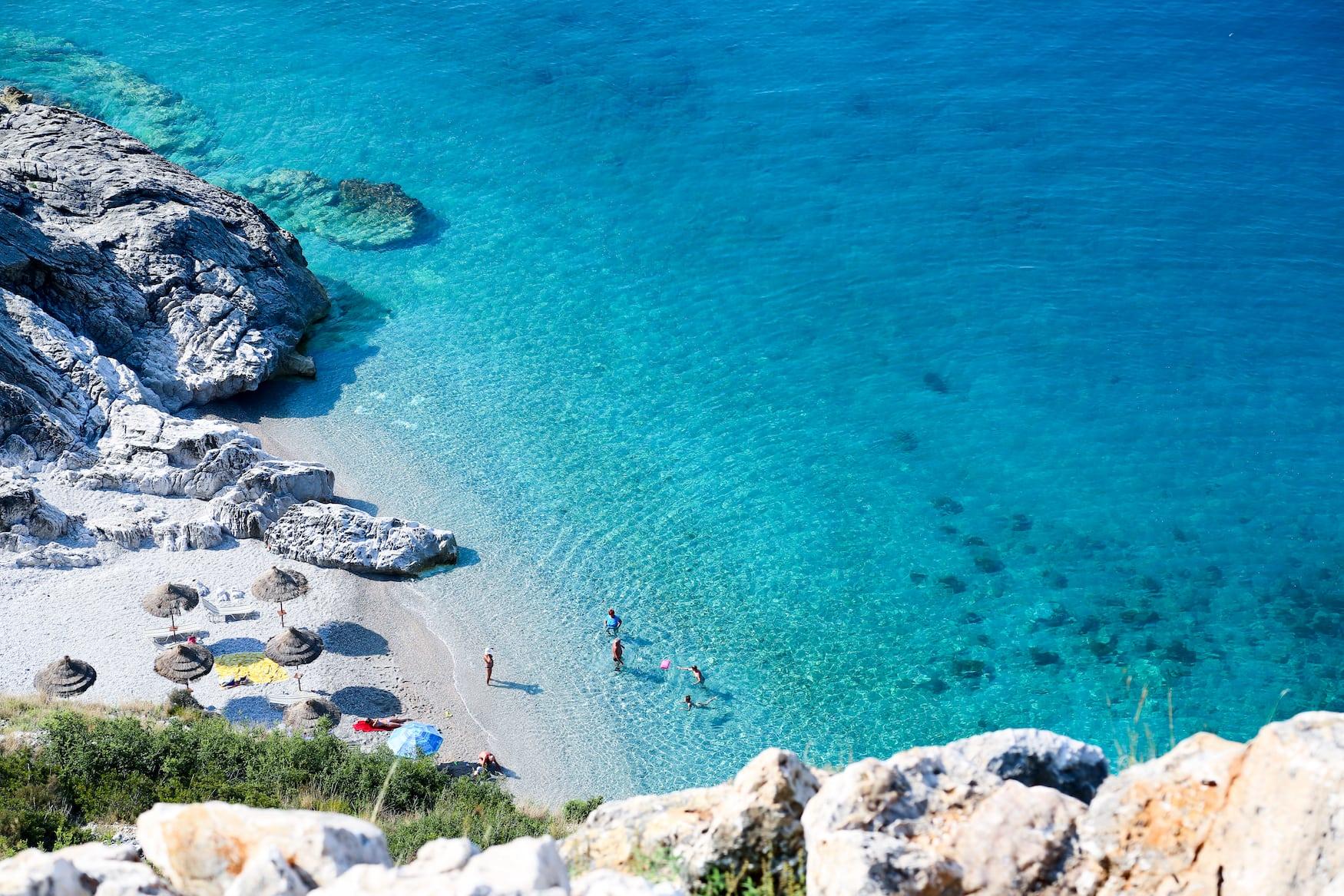 Reisetipps für Zypern: Die wunderschönen kleinen Buchten besuchen