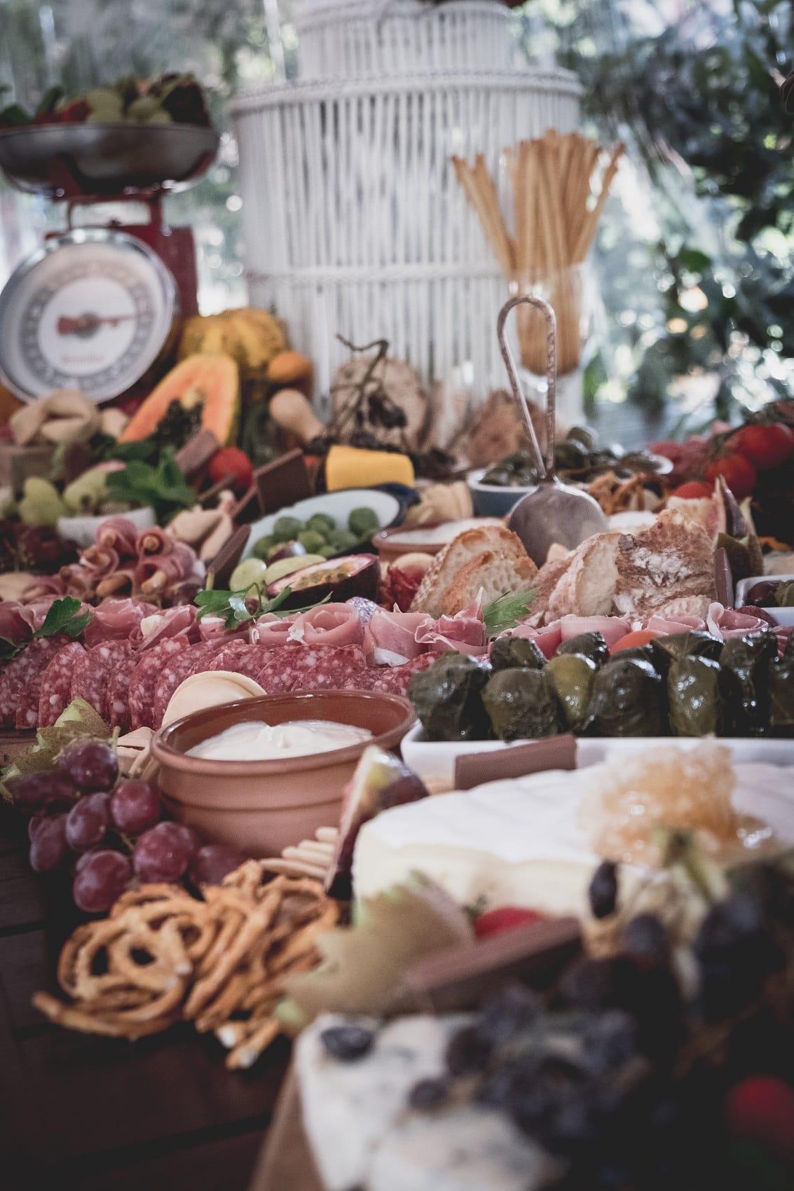 In der spanischen Provinz werden Tapas als sogenannte Pinchos serviert!