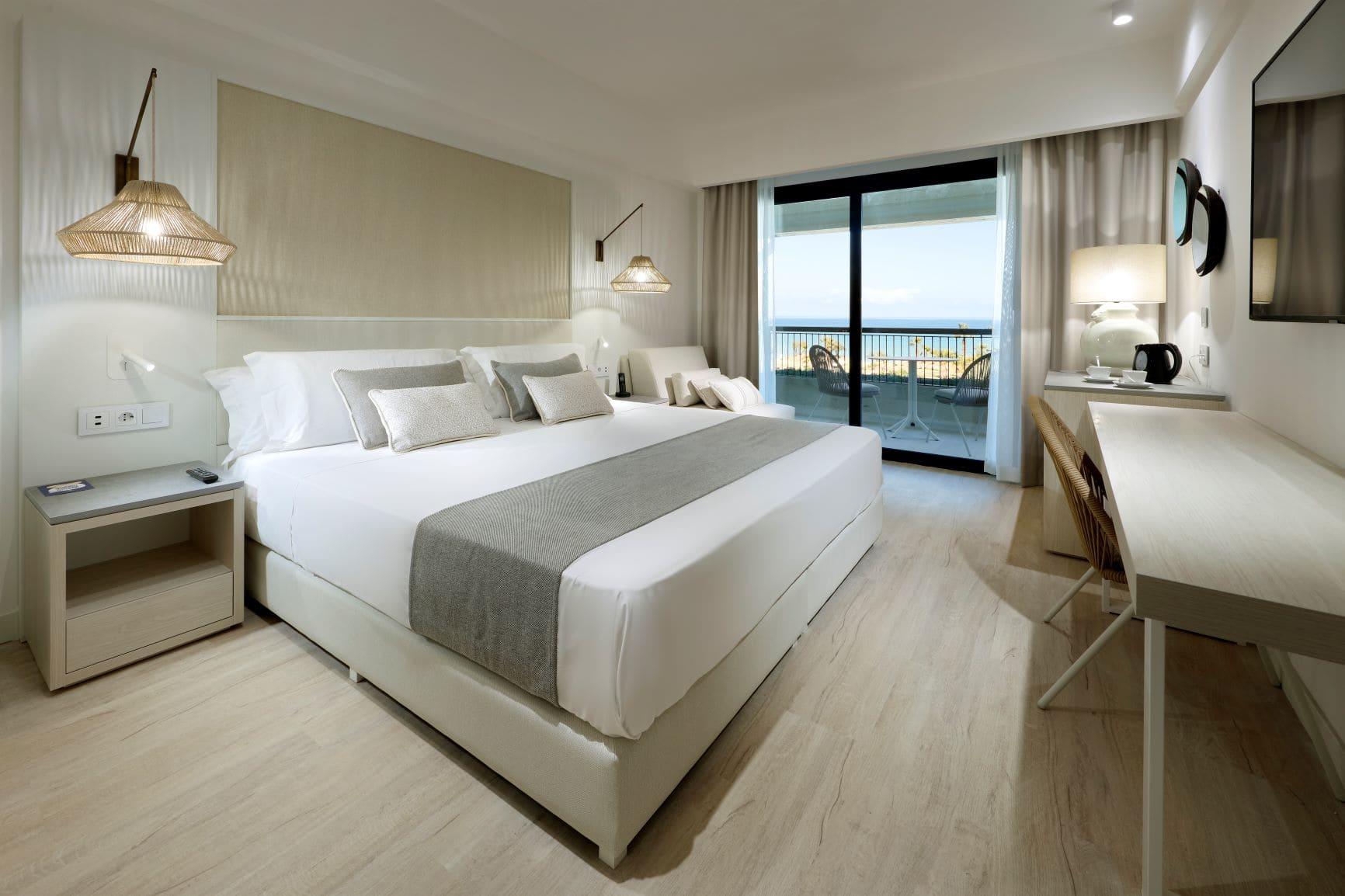 Zimmer im Palladium Resort auf Sizilien