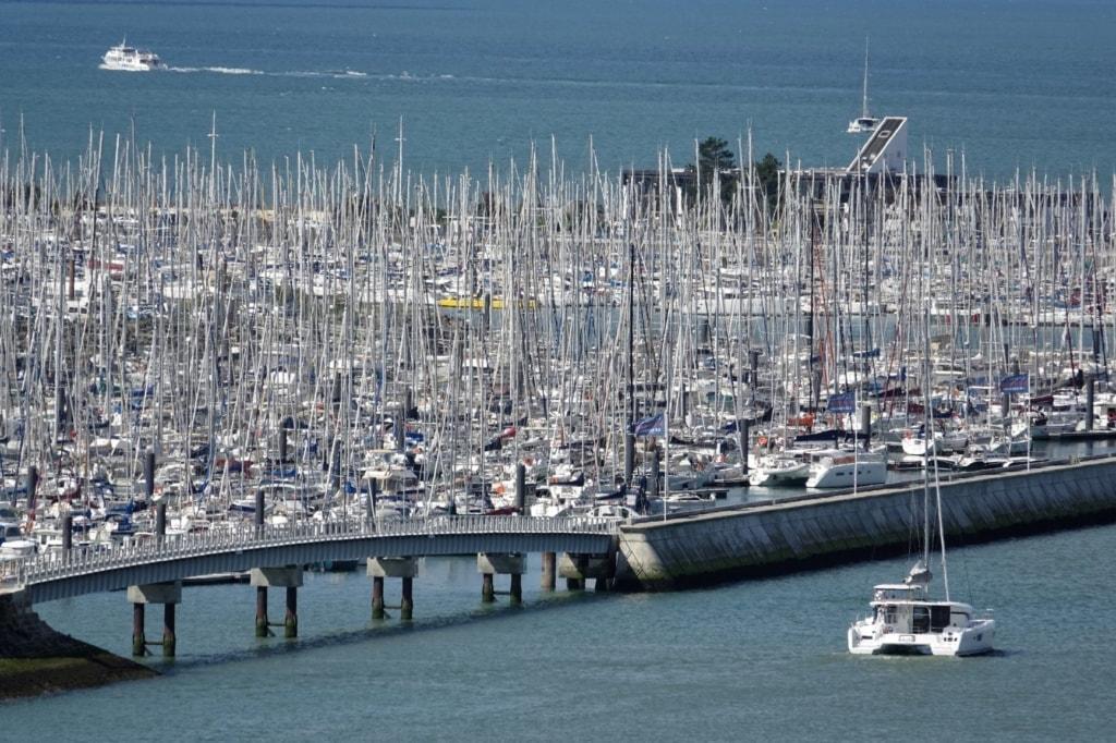 Port de Plaisance in La Rochelle
