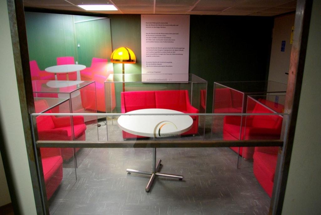 Ausstellungsstück: Präsidentenmöbel