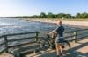 Perfekte Einstimmung: Panorama tanken auf der Seebrücke von Boltenhagen. | TMV/Tiemann
