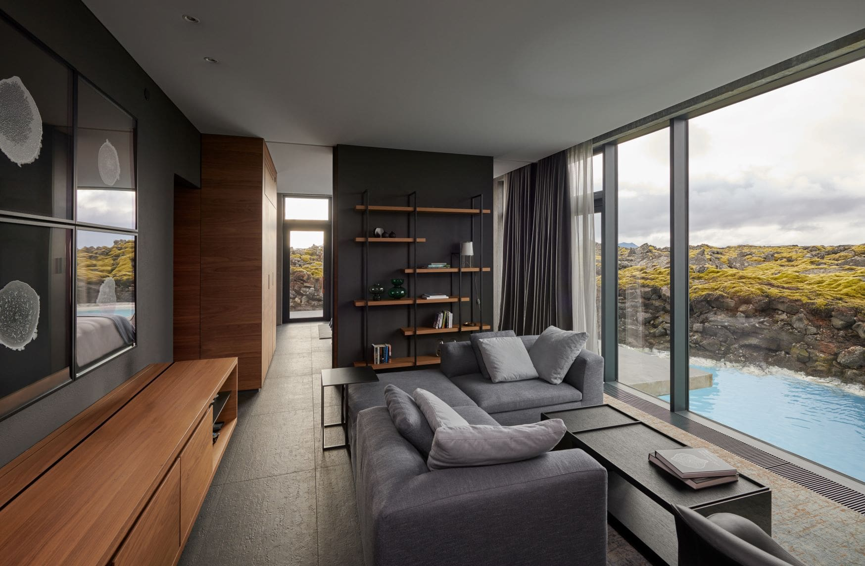Suite im The Retreat at the Blue Lagoon Iceland