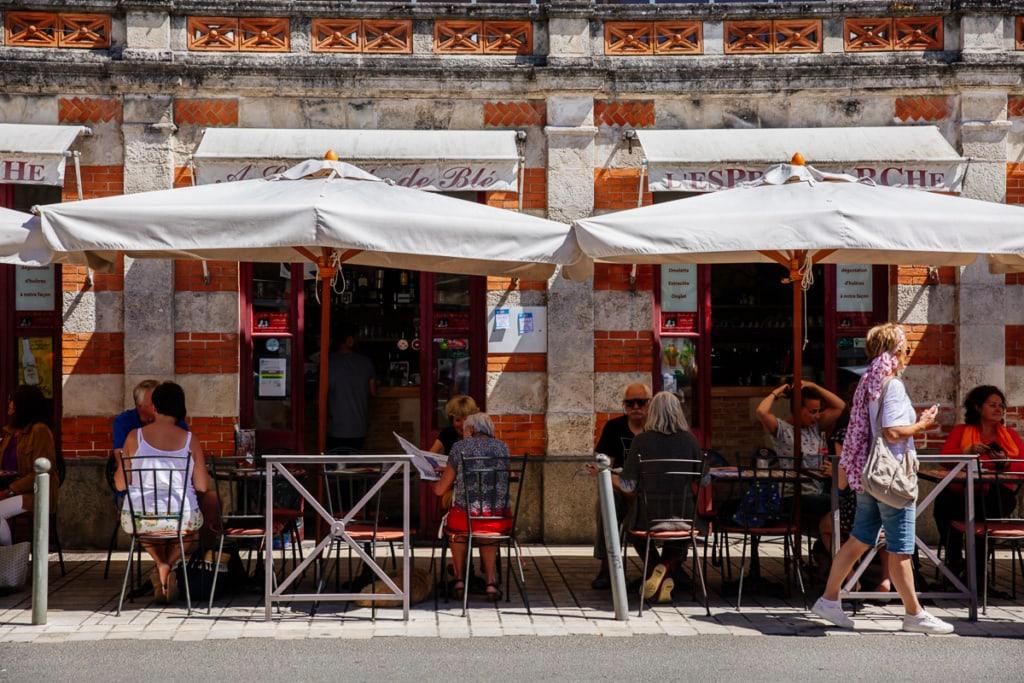 Terrasse La Gerbe de Blé