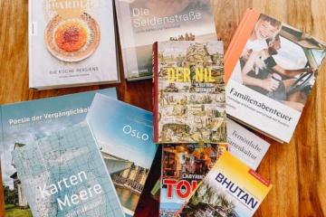Ausgezeichnete Reiseliteratur