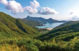Maclehose Trail Hongkong
