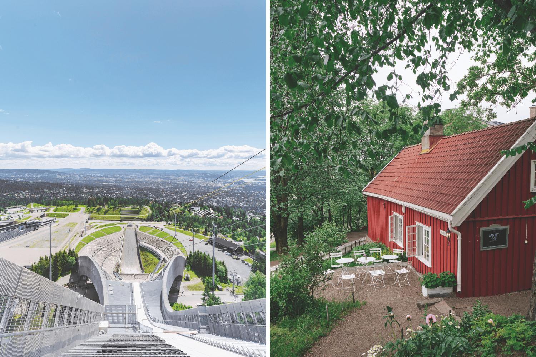 Bilder aus Oslo, einem ausgezeichneten Reisebuch der ITB Buch Awards
