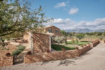 Wunderschöne Finca auf der Mittelmeerinsel Mallorca