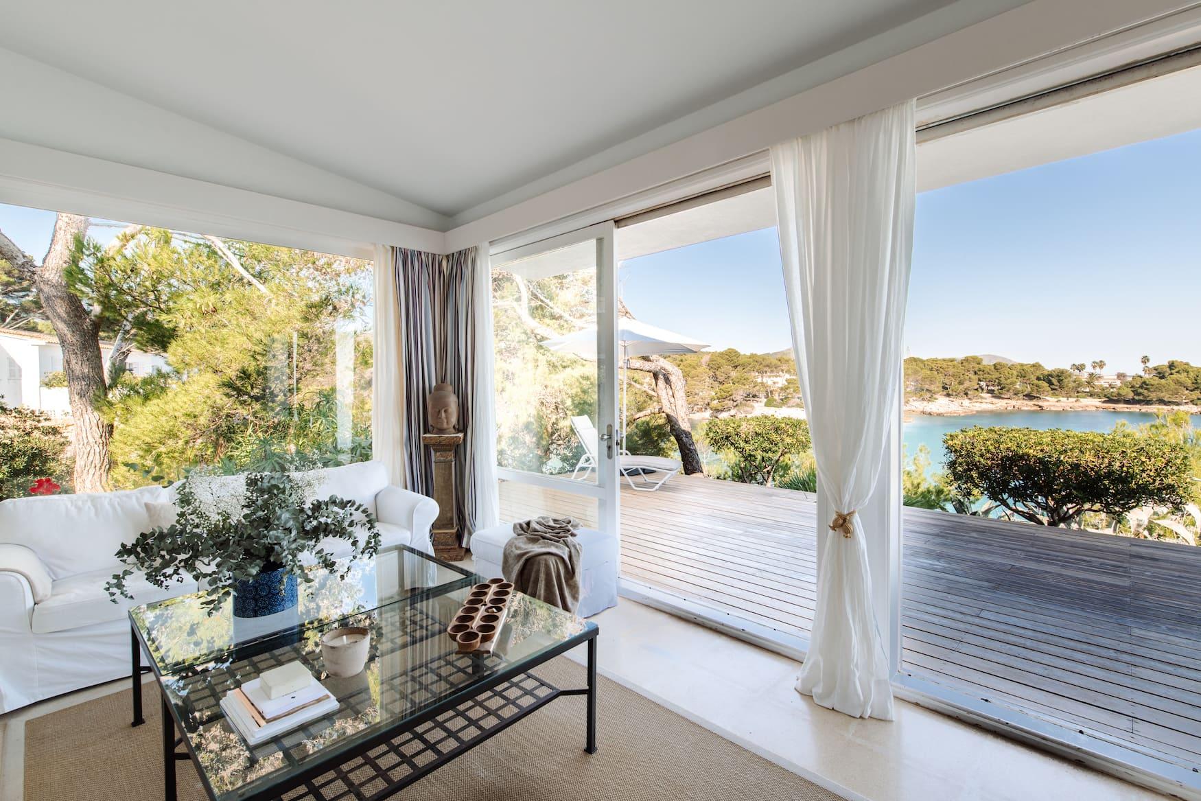Das Seaside Cottage ist eines der schönsten Ferienhäuser auf Mallorca