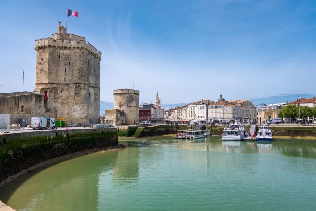 St. Nicolas-Turm in La Rochelle